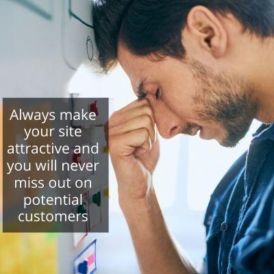 Creative Wellness Marketing Web Design 3
