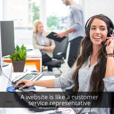 Creative Wellness Marketing Web Design 4